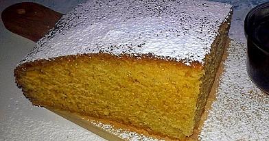 Кремовый пирог