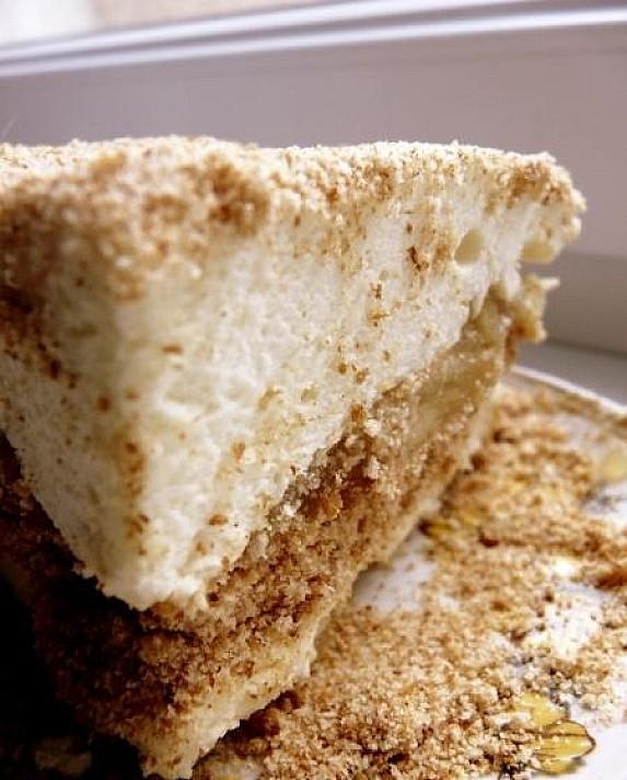 Очень вкусный и лёгкий пирог, который не нужно печь!