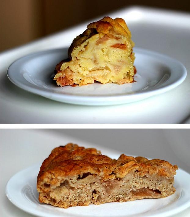 Obuolinis obuolių pyragas - turbūt paprasčiausiai pagaminamas iš visų!