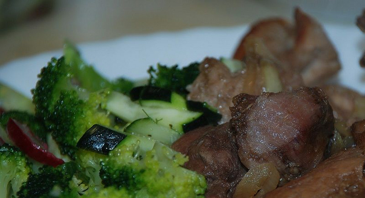 Рецепт свинины по-корейски