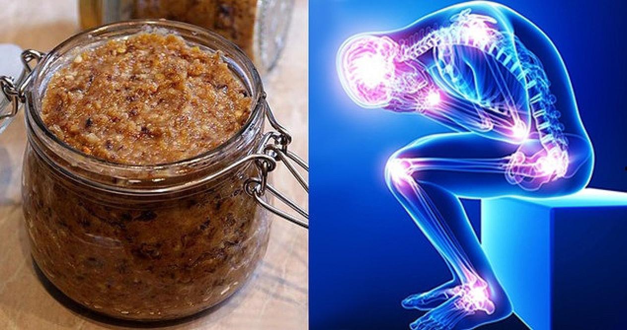 Šis vitaminų kompleksas padės visam laikui pašalinti skausmą keliuose, kauluose ir sąnariuose!