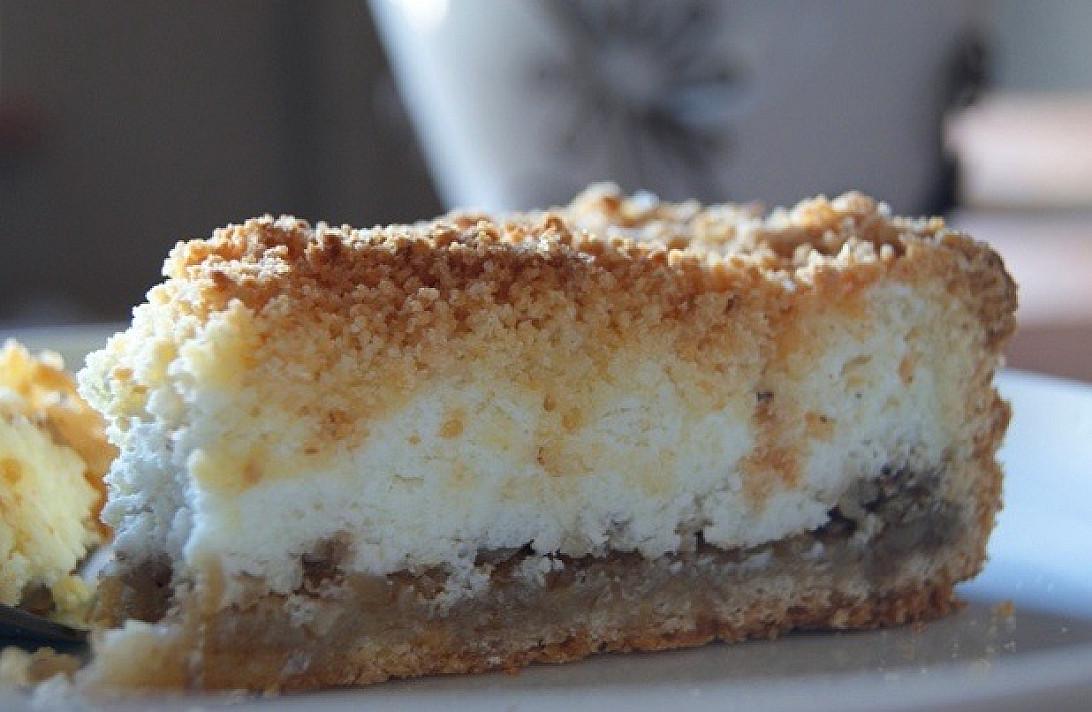 Творожный пирог – такой вкусный вы ещё не пробовали!