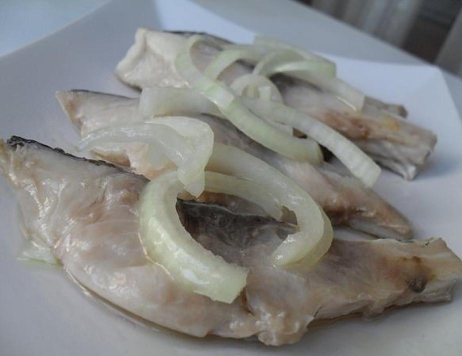 Маринованный толстолобик - очен вкусно!