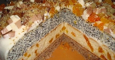 Торт Бедный еврей