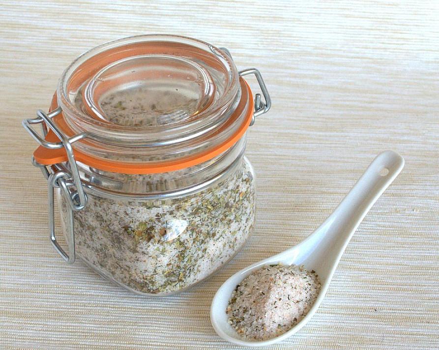 Домашняя соль со специями - изменит различные смеси специй!