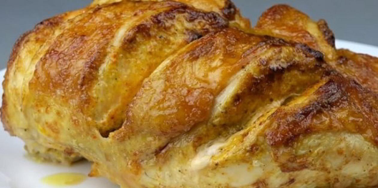 Vištienos krūtinėlė majoneze: be galo skanus receptas!