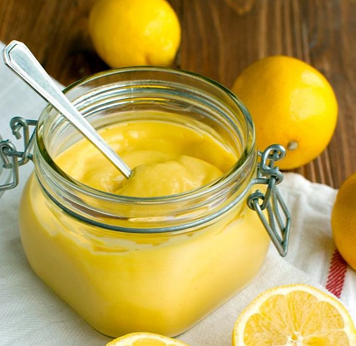 Idealus citrininis kremas bet kokiems kepiniams