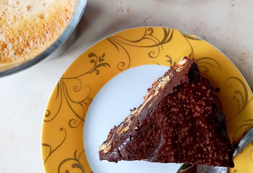 Nekeptas Princo Čerlio pyragas - tobulai gardus!