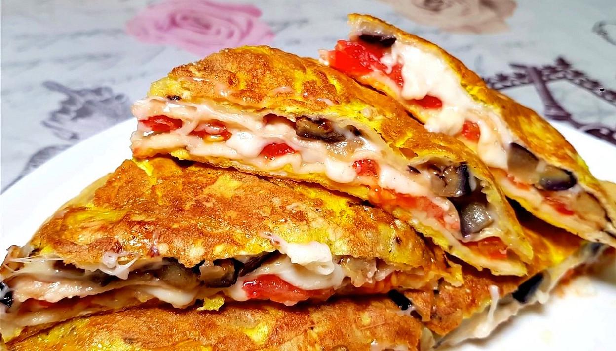 Pusryčiai tinginiams – viską į keptuvę ir ant viryklės. Gardūs pusryčiai bus paruošti per 5 min.!
