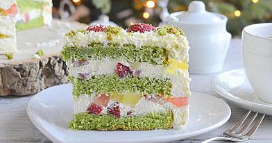 """Dieviško skonio tortas """"Smaragdo aksomas"""" (""""Emerdald velvet cake"""")"""