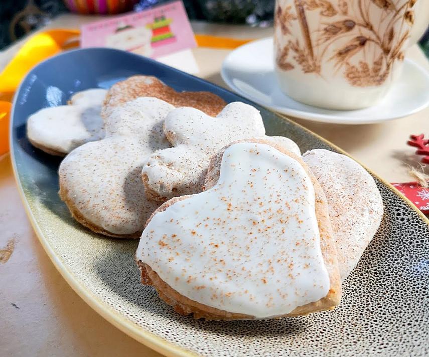 Tobuli kalėdiniai sausainiai - išmėginkite dar šiemet!