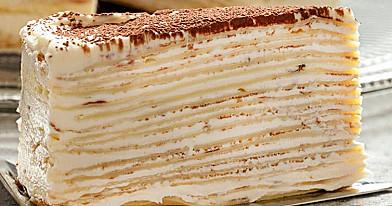 """Tortas """"Krepvilis"""", skaniausias pasaulyje! Dėka mažų prancūziškos virtuvės paslapčių, tortas išeina labai skanus ir aromatingas…"""