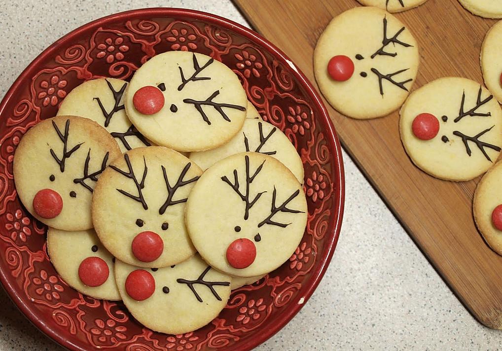 Mano patys skaniausi sviestiniai sausainiai