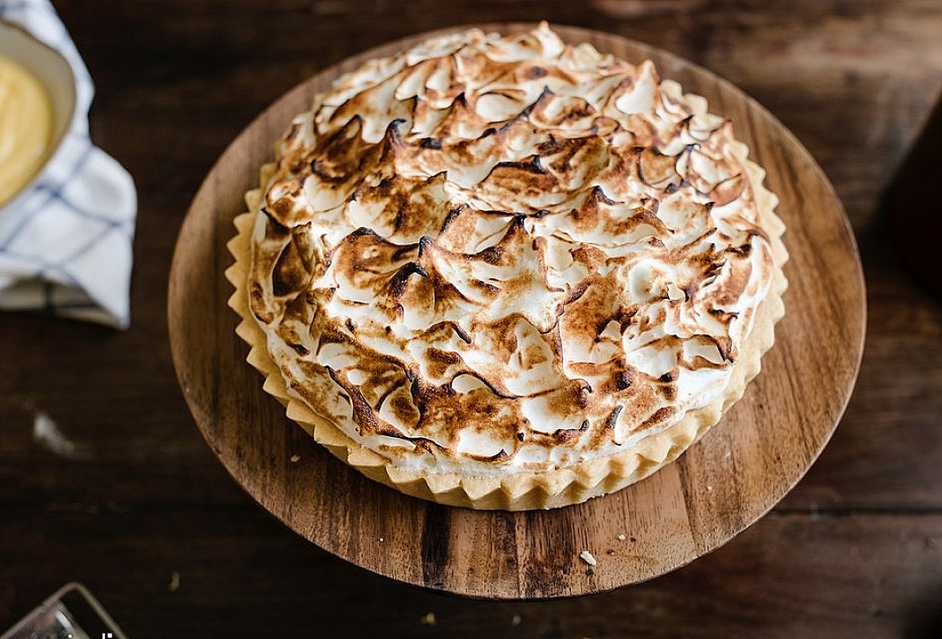 Easy to make Lemon Meringue Pie