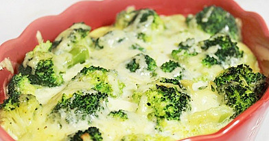 Easy to make Broccoli-Cheese Casserole