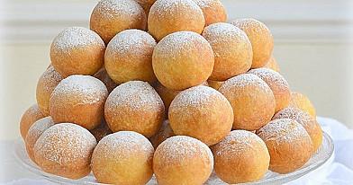 Varškės spurgos - receptas iš vaikystės, labai senas ir patikrintas!