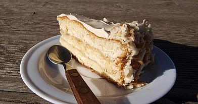 Karamelinis tortas Karvutė - saldus, tirpstantis burnoje tortas!