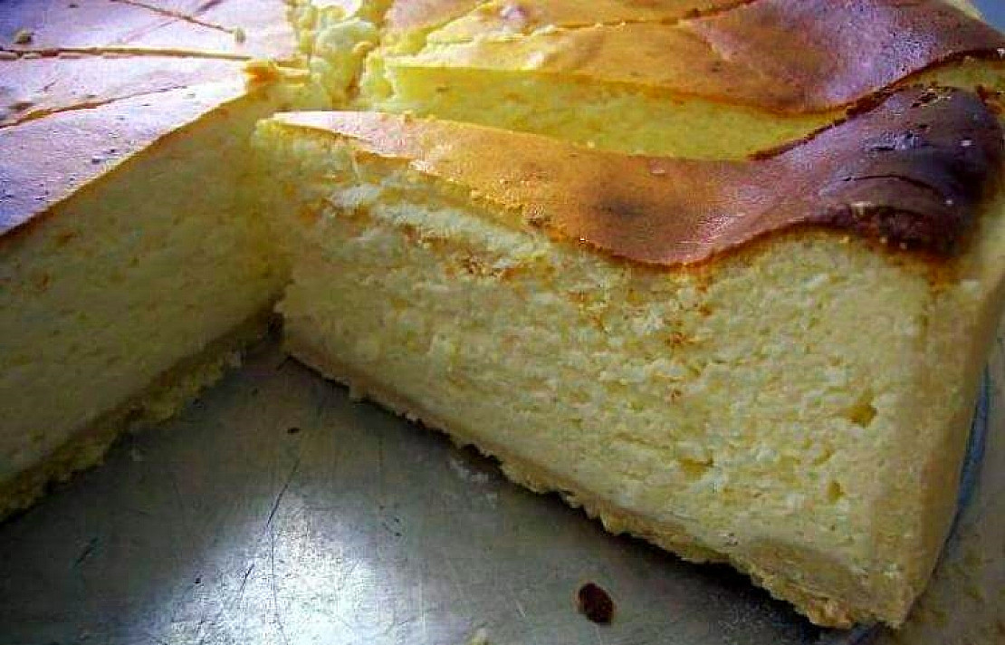 Švelnus pyragas iš varškės per 30 minučių