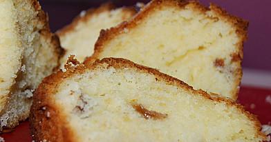 Jogurto indelio pyragas pagal Beatą - nesudėtingas, nebrangus, greitai paruošiamas!