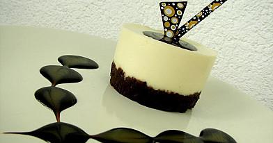 Šokoladinis pyragaitis su putėsiais