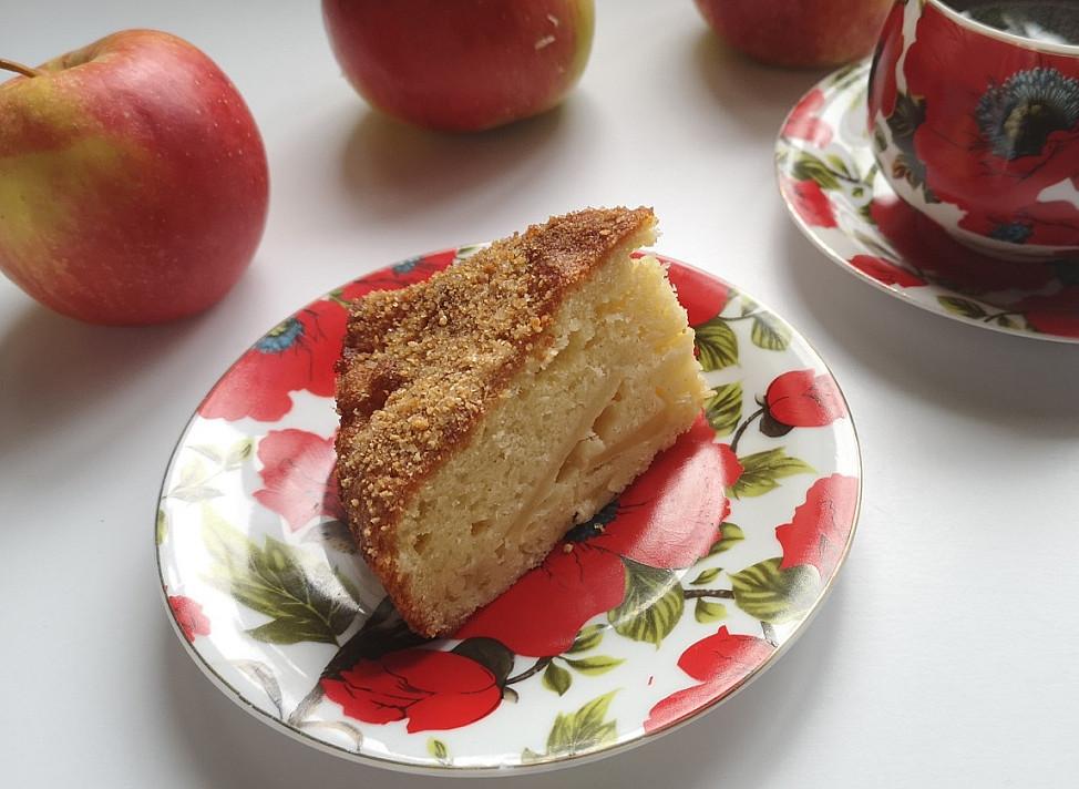 Obuolių pyragas pagal Beatą Nicholson