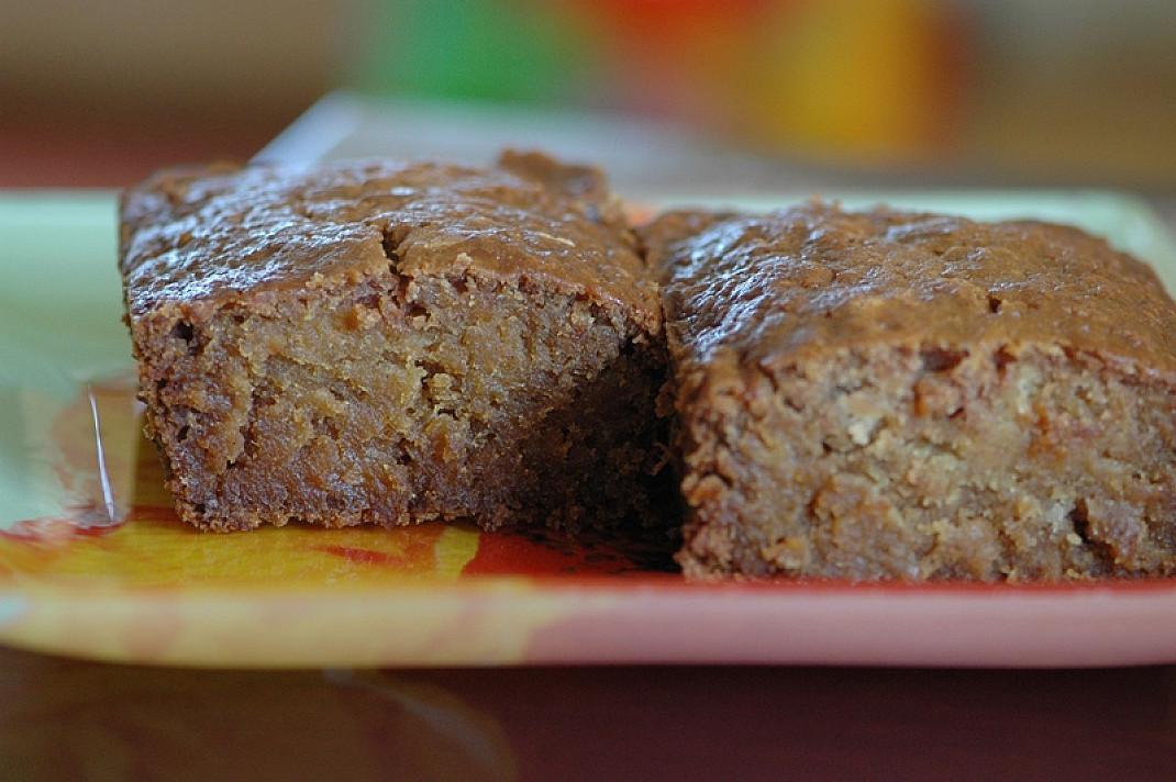 Cukinijos duona/pyragas, pritaikytas alergiškiems