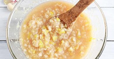 Imunitetui stiprinti - medaus, imbiero, česnakų ir citrinų mišinys🍯🍋🧄