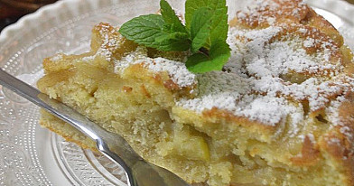 Ricotta and Apple Pie