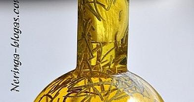 Naminis aromatizuotas alyvuogių aliejus - receptas