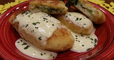 Virtuvės gaspadinė rekomenduoja: Žemaičių blynai su sūriu