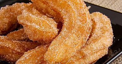 Ispaniškos spurgos 'Churros'
