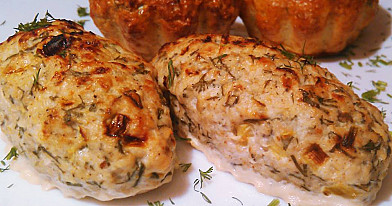 Kurczak pieczony w piekarniku zgodnie z dietą Ducana