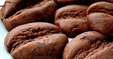 Sausainiai Kavos pupelės
