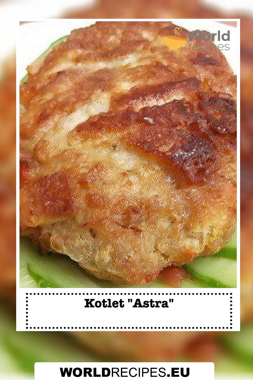 """Kotlet """"Astra"""""""