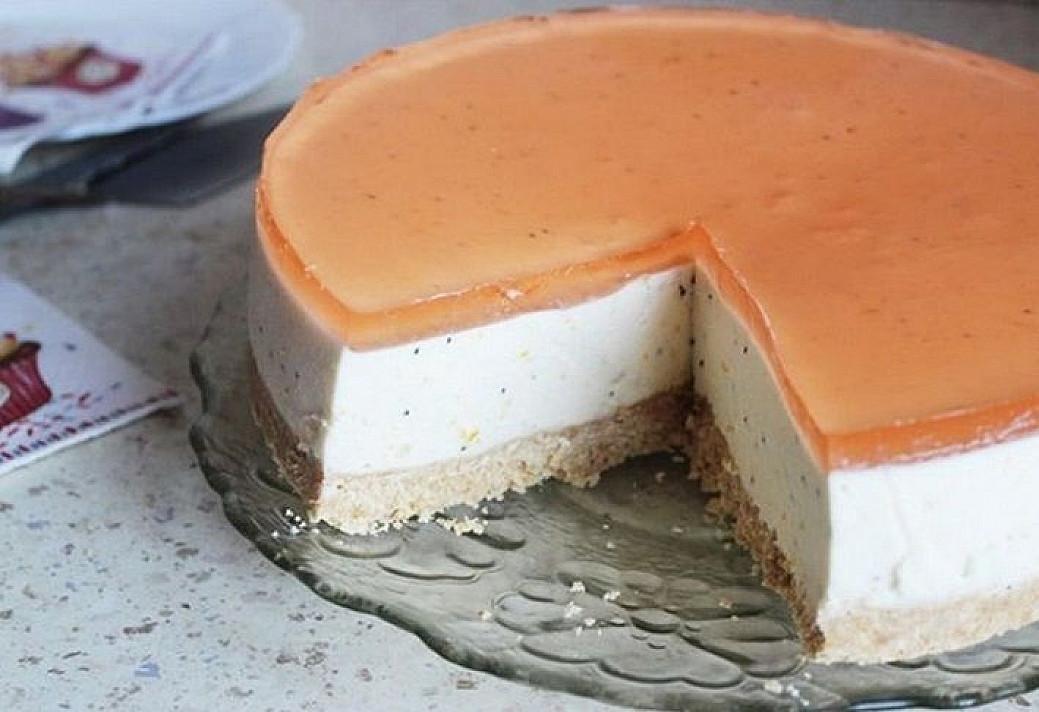 Lengvai pagaminamas ir labai skanus apelsininis tortas