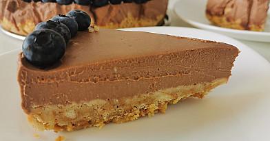Tinginių šokoladinis tortas