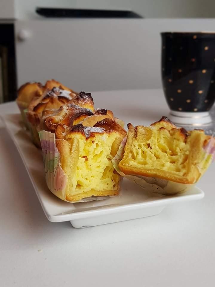 """Neįtikėtinas skanėstas iš varškės! Itališki pyragaičiai """"Sofioni"""""""
