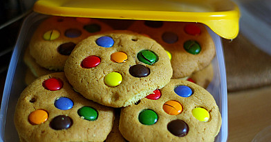 Šokoladiniai medaliai - Sausainiai vaikams