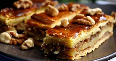 Turkiški saldumynai: Pachlava - turkiškas skanėstas