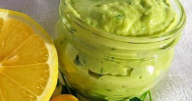 Naminis avokadų majonezas (keto receptas)