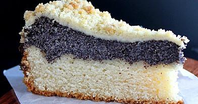 Lengvai pagaminamas Vokiškas aguonų pyragas su varške