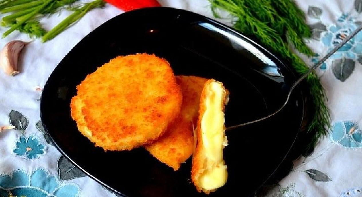 Keptas kamambero sūris