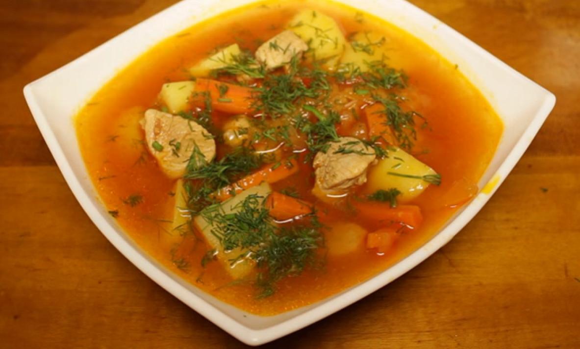 Куриный суп в мультиварке который очень легко приготовить