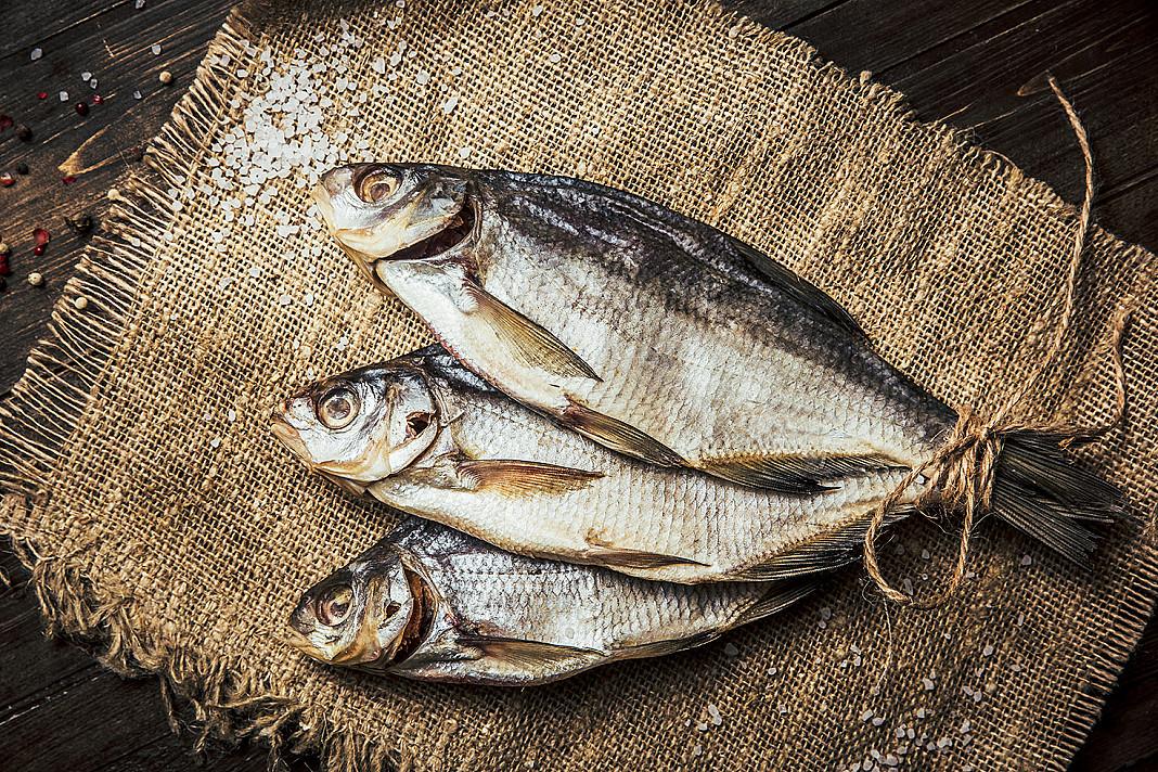 Žuvies vytinimas - vytinta žuvis