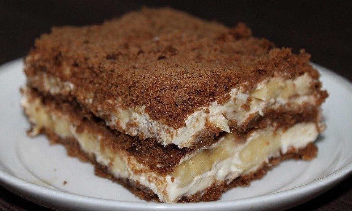 Meduolinis desertas (nekeptas tortas)