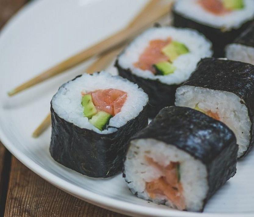 Sushi! | Receptas