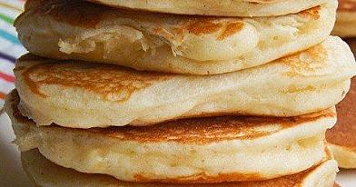 Amerikanische Pfannkuchen