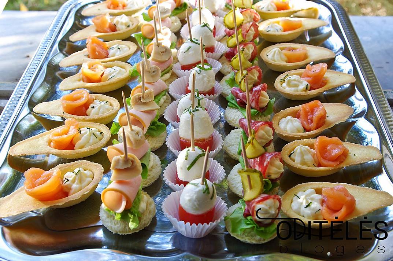 Закуски на один укус на разные случаи жизни - день рождения, вечеринка, пикник или поездка