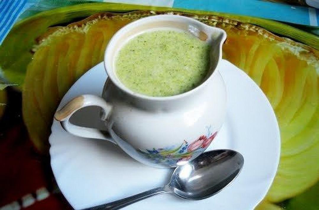 Brokolių padažas