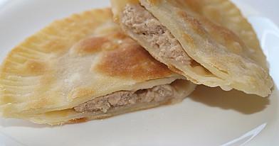 Naminiai skanūs Beatos mini čeburekai su mėsa